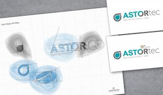 clever concept stellt ein Projekt vor: Projekt Corporate Design - ASTORtec - Logoentwicklung