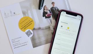 clever concept stellt ein Projekt vor: Projekt Webseite - Stiftsschule Einsiedeln - Online Anmeldung